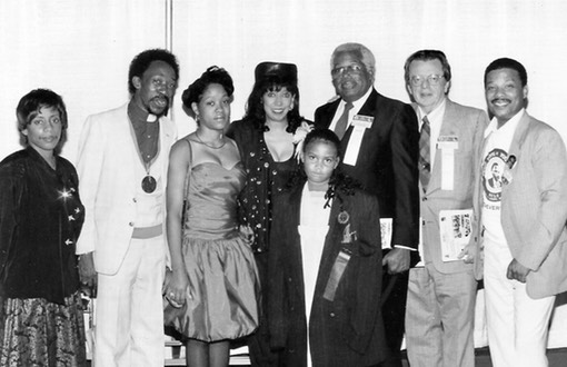 1990 Aug 6 32nd Annual National SCLC Convention Richmond VA-1